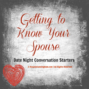 Getting to Know Your Spouse