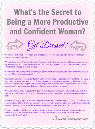 What's the Secret to Being a More Productive and Confident Woman