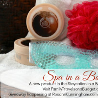 Spa in a Box: the Perfect Valentine's Gift OR a Great Excuse to Host a Girl's Night In