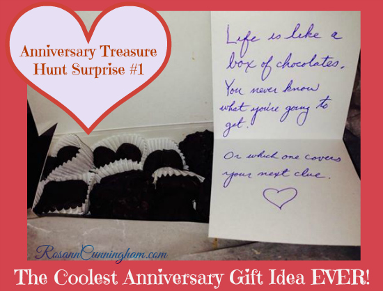 Surprise Gift For Wedding Anniversary: The Coolest Anniversary Gift Idea EVER!