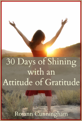 30 Days of Shining with an Attitude of Gratitude - FREE eBook!