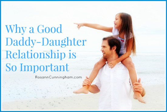 why father daughter relationship is important