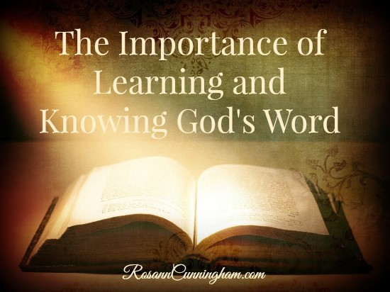 The Importance Of Learning And Knowings Word