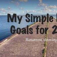 My Simple Living Goals for 2016