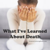 What I've Learned About Death