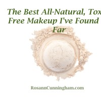 The Best All-Natural, Toxin-Free Makeup I've Found So Far