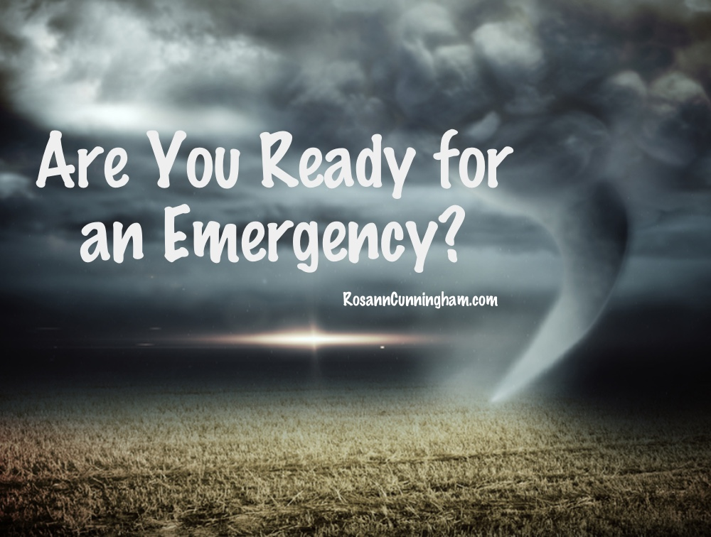 Kinder Garden: Are You Ready For An Emergency