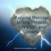 Keeping Marriage Strong Through Life's Ups and Downs