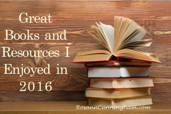 Great Books and Resources I Enjoyed in 2016