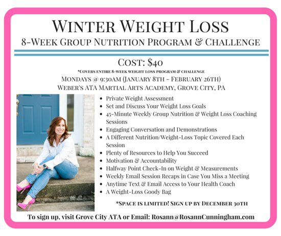 Ready to start your weight loss journey in 2018?