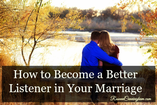 How to be a better listener in marriage
